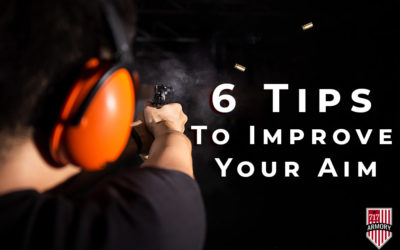 6 Tips To Improve Your Pistol Aim